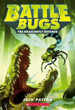 Battle Bugs #7: The Dragonfly Defense