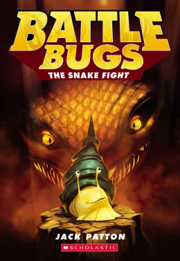 Battle Bugs #8: The Snake Fight