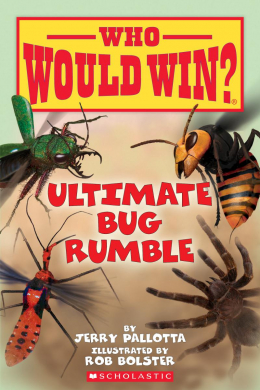 Ultimate Bug Rumble (Who Would Win?)