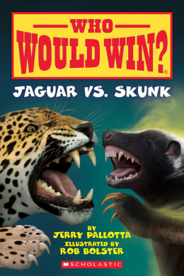Jaguar vs. Skunk (Who Would Win?)