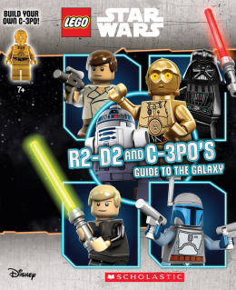 LEGO® Star Wars: R2-D2 and C3PO's Guide to the Galaxy