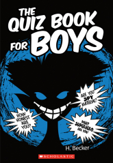 The Quiz Book For Boys