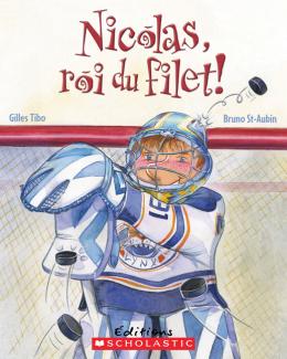 Nicolas, roi du filet!
