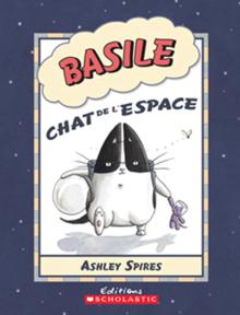 Les aventures de Basile : N° 1 - Basile chat de l'espace
