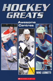 Hockey Greats: Awesome Centres