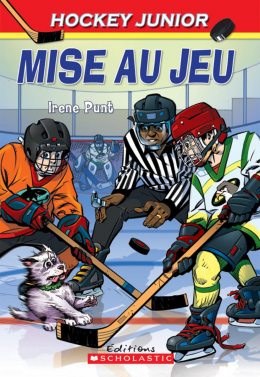 Hockey Junior : N° 1 - Mise au jeu
