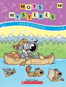 Mots Mystères n° 18