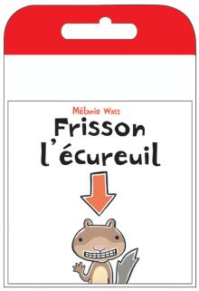 Raconte-moi une histoire : Frisson l'écureuil