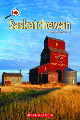 Canada Close Up: Saskatchewan