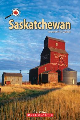 Le Canada vu de près : Saskatchewan