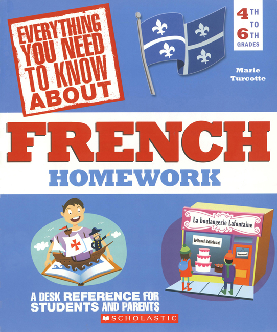 French homework help ottawa