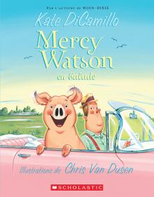 Mercy Watson : N° 2 - Mercy Watson en balade