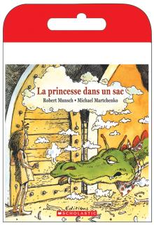 Raconte-moi une histoire : La princesse dans un sac