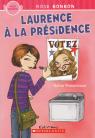 Rose bonbon : Laurence à la présidence