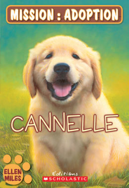 Mission : adoption : Cannelle