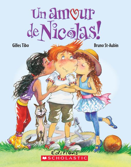 Un amour de Nicolas