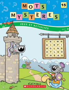 Mots mystères n° 15