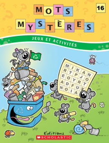 Mots mystères n° 16