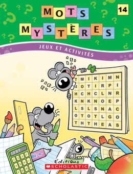 Mots mystères n° 14