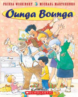 Ounga Bounga