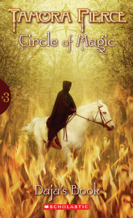 Circle of Magic #3: Daja's Book