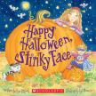 Happy Halloween, Stinky Face!