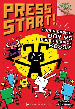 Press Start! #4: Super Rabbit Boy Vs. Super Rabbit Boss!