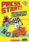 Press Start! #3: Super Rabbit Racers!: A Branches Book