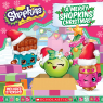 Shopkins: A Merry Shopkins Christmas (8x8 with stickers)