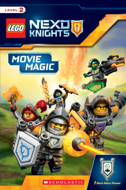 LEGO® Nexo Knights: Movie Magic (Reader #2)