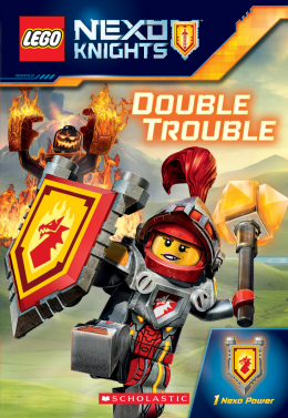 LEGO® NEXO Knights: Double Trouble (Chapter Book #3)