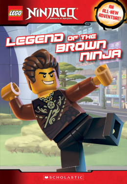 LEGO® Ninjago: Legend of the Brown Ninja (Chapter Book #10)