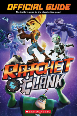 Ratchet and Clank: Official Guide Book