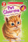 Scholastic Reader, Level 2: Pet Charms #3: Here, Kitty, Kitty