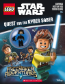 LEGO� Star Wars Activity Book #3 with Minifigure
