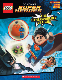 LEGO® DC Comics Super Heroes Activity Book #1: The Otherworldly League!
