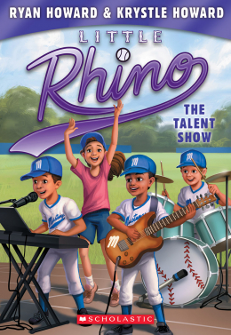 Little Rhino #4: The Talent Show