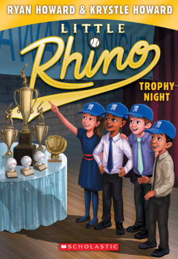 Little Rhino #6: Trophy Night