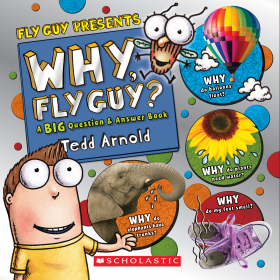 Fly Guy Presents: Why, Fly Guy?
