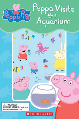 Peppa Pig: Peppa Visits the Aquarium