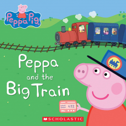 Peppa Pig: Peppa and the Big Train