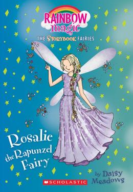 Storybook Fairies #3: Rosalie the Rapunzel Fairy