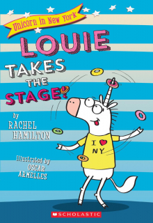 Unicorn in New York #2: Louie Takes the Stage!