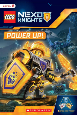 LEGO NEXO KNIGHTS: Reader: Power Up!