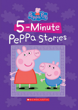 Peppa Pig: Five-Minute Peppa Stories