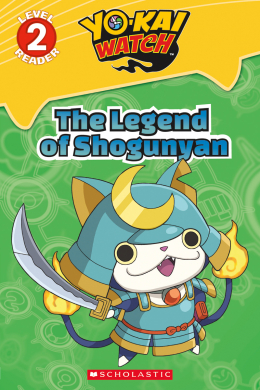 Yo-kai Watch: Reader #2: Meet Shogunyan