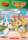 Yo-kai Watch Chapter Book #2: Komasan and Komajiro in the City