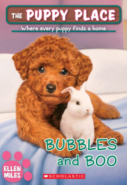 The Puppy Place #44: Bubbles and Boo