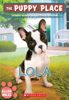 The Puppy Place #45: Lola