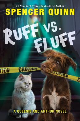 Dog and Cat #1: Ruff vs. Fluff